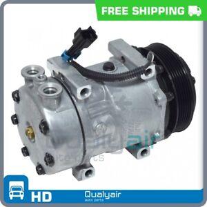 AC Compressor fits Peterbilt 357 QU
