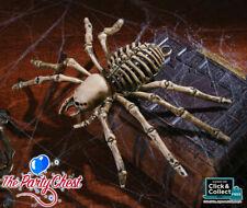 ZOMBIE SPIDER SKELETON HALLOWEEN PARTY DECORATION Horror Animal Prop 91246