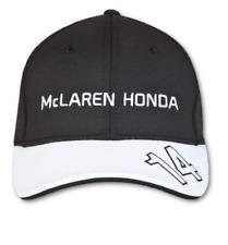 CAP Hat Formula One 1 McLaren Honda F1 NEW 2015 Fernando Alonso Team Cap MP4-30