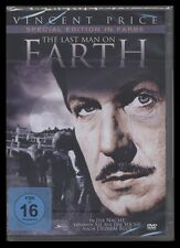 DVD THE LAST MAN ON EARTH - SPECIAL EDITION - VINCENT PRICE *** NEU ***