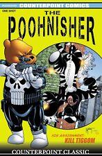 "Pooh The   Poohnisher  ""Kill Tiggom""  One-shot Parody  Comic Book"