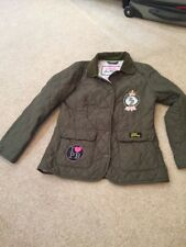 Quilted Padded Jacket Paul's  Boutique  Size S Collars Pockets Outdoor