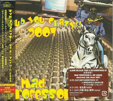 MAD PROFESSOR = dub you crazy 2007 = ELECTRO DUB REGGAE GROOVES !!