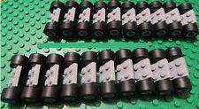 ☀️NEW LEGO Bulk Lot of Grey Axles, Wheels, Tires Rims - 100 Pieces total - NEW