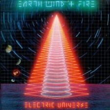EARTH, WIND & FIRE - Electric Universe RARE Made In Japan CD 35DP-105 matrix