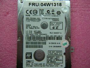 """NEW / OEM HTS545032A7E380 Hitachi 320GB SATA II 2.5"""" 7MM HDD 42T1368 04W1318"""