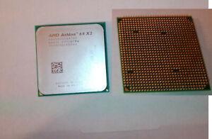 CPU AMD Athlon 64 X2 2.6GHZ 5000+ AD05000IAA5D0 AD0500BIAA5D0 K8 PROCESSOR E AM2