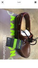 Kanyon-Capri-Chestnut-Ladies Deck shoe- size 7