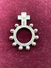 Catholic Vintage Religious Ornament 1940's