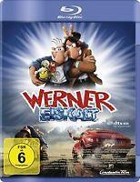 Werner - Eiskalt [Blu-ray] von Roll, Gernot | DVD | Zustand sehr gut