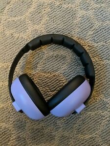 Baby Banz Ear Protection Earmuffs Headphones EP102 Purple