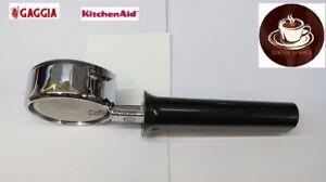 Gaggia Bottomless Filterholder - Naked portafilter BABY CLASSIC see list