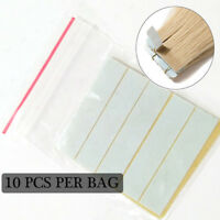 20-50pcs Double Sided Adhesive Super Tape For Tape in Human Hair Extensions USPS