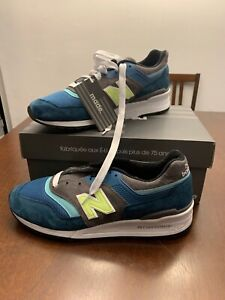 New Balance 997 Made In USA Men's size 8 Sneakers Limited M997PAC