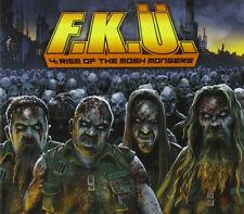 F.K.Ü. : 4: Rise of the Mosh Mongers CD (2013) ***NEW***