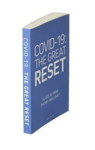 C*vid 19 The Great Reset Book Klaus Schwab  Corona ( Paperback Gift Reading Book