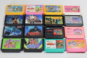 Nintendo Famicom Game FC NES Japan Import US Seller Authentic Updated 10/25/21