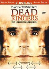 Dead Ringers + Alias - Tödliche Liebe ( SE 2 DVDs) von David Cronenberg