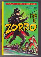 L'épée de ZORRO ¤ Walt DISNEY