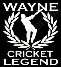 Personalizado Cricket Sudadera Con Capucha Hombre Agregue El De Su Elección