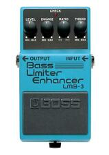 Bass Limiter Enhancer Boss Lmb-3