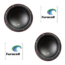 "2 Audiopipe TS-CAR10 10"" Edge Woofer, 600 Watts Max, 300 W Rms/Single Voice Coil"