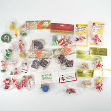 """Lot Of 26 Vintage Christmas Ornaments Made In Taiwan """"New Old Stock"""""""