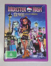 DVD - Monster High: Scaris City of frights