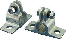 Achsbock Radachse Achshalter für Bollerwagen für Achse Ø20 + 25 mm