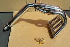 RMF HEADER FOR B-SERIES HONDA ACURA TRI-Y 4-1 B16 B18 B20 WITH GOLD BOLTS