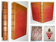 Europe Fine Binding 1950-Now Antiquarian & Collectable Books