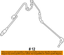 Ram CHRYSLER OEM ABS Anti-lock Brakes-Front Speed Sensor 4727624AA