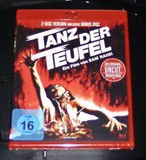 Danza el Diablo sin Cortes/Remasterizado con Bruce Cambell Doble Blu-Ray
