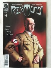 Dark Horse Comics, Rex Mundi, Issue 4. 2006.