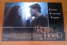 ROBIN HOOD fotobusta poster Lobbycard Patrick Bergin Uma Thurman John Irvin AH41
