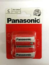 Panasonic Zinc-Carbon Single Use Batteries