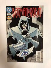 Batman & Robin Adventures Annual (1996) # 1 (VF/NM) | 1st Phantasm