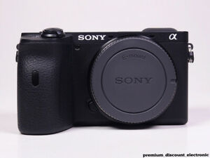 Sony Alpha A6600 ILCE-6600 Alpha 6600 Body Kamera (Gehäuse) NUR 2.997 Klicks