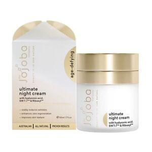 The Jojoba Company-Ultimate Night Cream 50ml