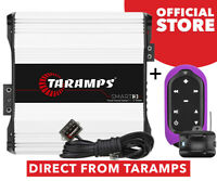 Taramps Smart 3 Amplifier - 1~2 Ohms 3000W RMS 1~2 Ohms + TLC Control Violet