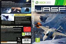 JASF Jane's Advanced Strike Fighters Microsoft XBOX 360 *PAL FORMAT* COMPLETE