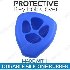 Remote Key Fob Cover Case Shell for 2009 2010 2011 2012 2013 Toyota Matrix Blue