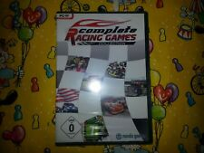 Complete Racing Games Collection PC CD#B701