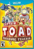 NEW Captain Toad: Treasure Tracker (Nintendo Wii U, 2014)