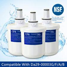 3 x Compatible SAMSUNG DA29-00003G Fridge Water Filter Replacement Cartridge