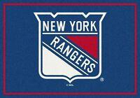 New York Rangers Milliken NHL Team Spirit Area Rug