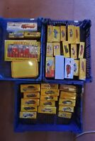 34 x DINKY ATLAS EDITIONS CARS LORRIES ALL SEALED + SOME COA AND GIFTS