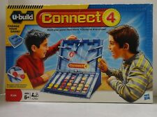 "Connect 4  ""u build"" Building System 13"" x 20"" Game Board (25635) Hasbro"