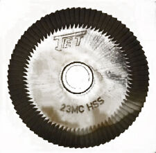 23mc Key Cutting Machine Cutter Blade Jet 7100 23mc New Factory Sealed 1ea