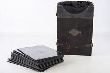 Graflex 5x7 Bag Mag Cut Film Magazine w 12 Septums for Large Format Camera V10